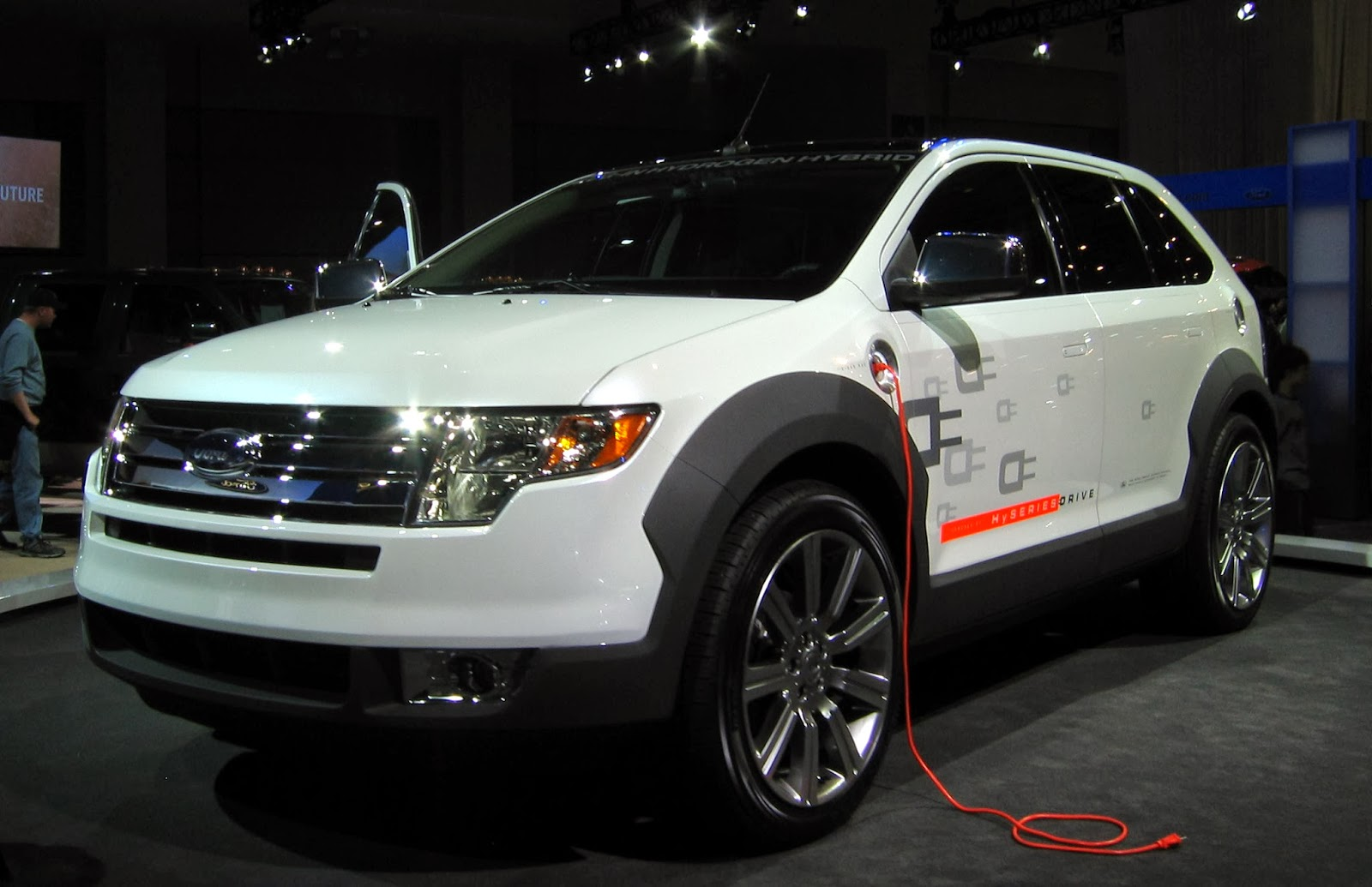 Ford EVs