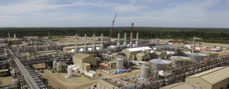 Industrial accident claims life at Cenovus Energy oil sands