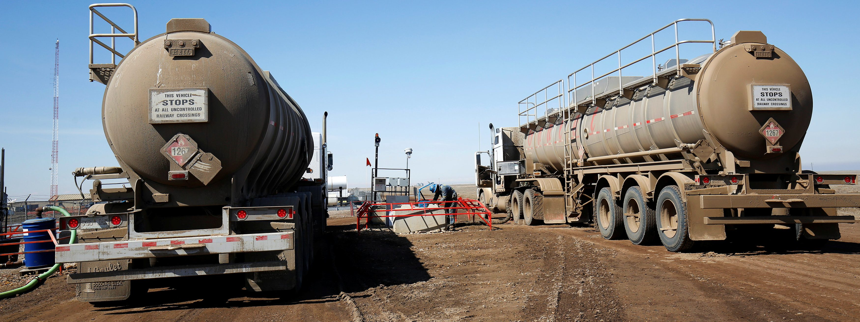 Alberta oil producers