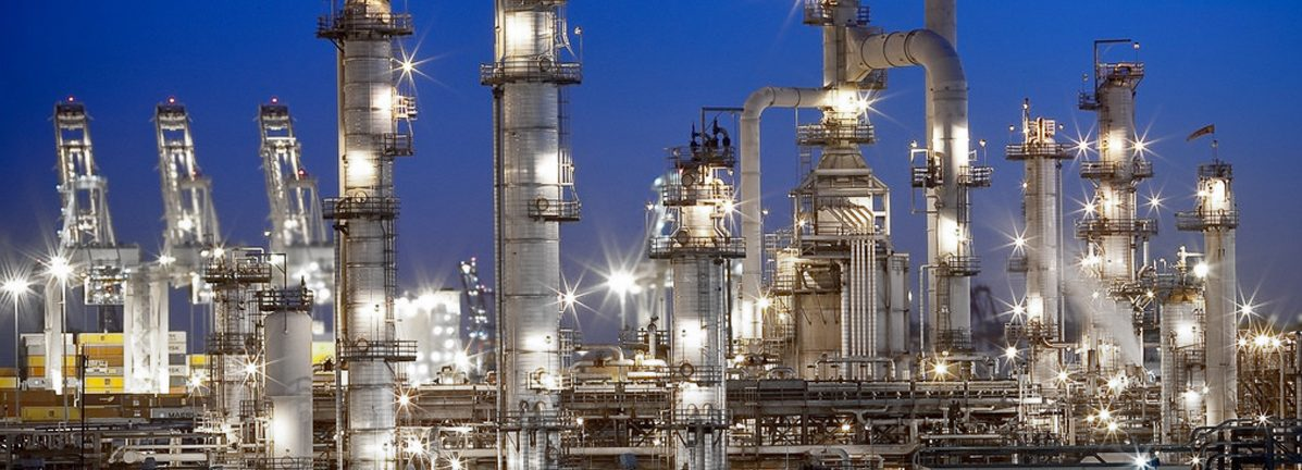 chinese refineries