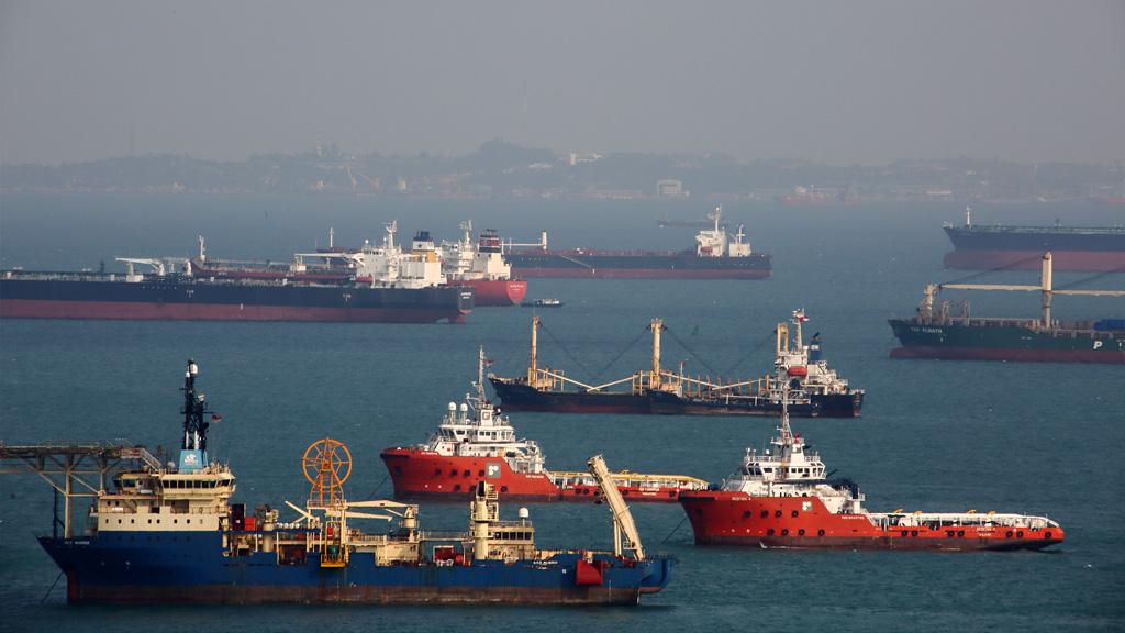 crude oil trade